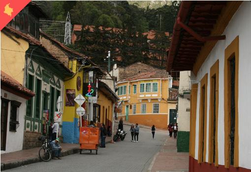 Rondreis Colombia