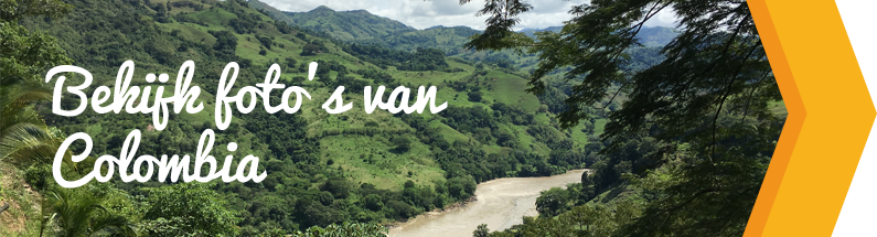 Colombia reizen