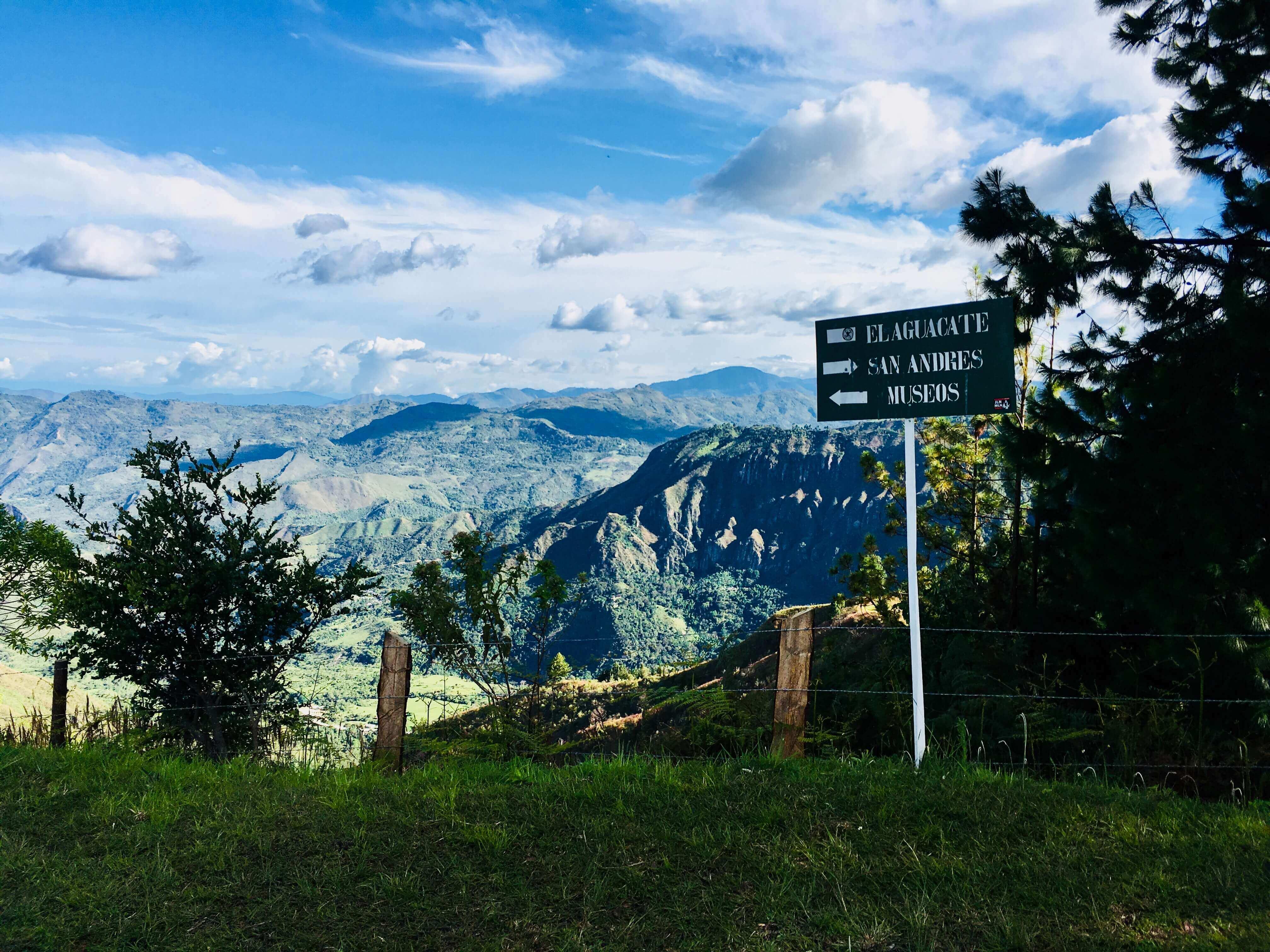 Reizen door Colombia
