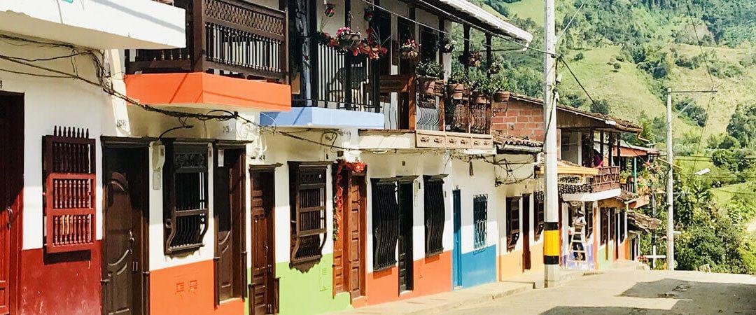 Het magische dorp Jardín