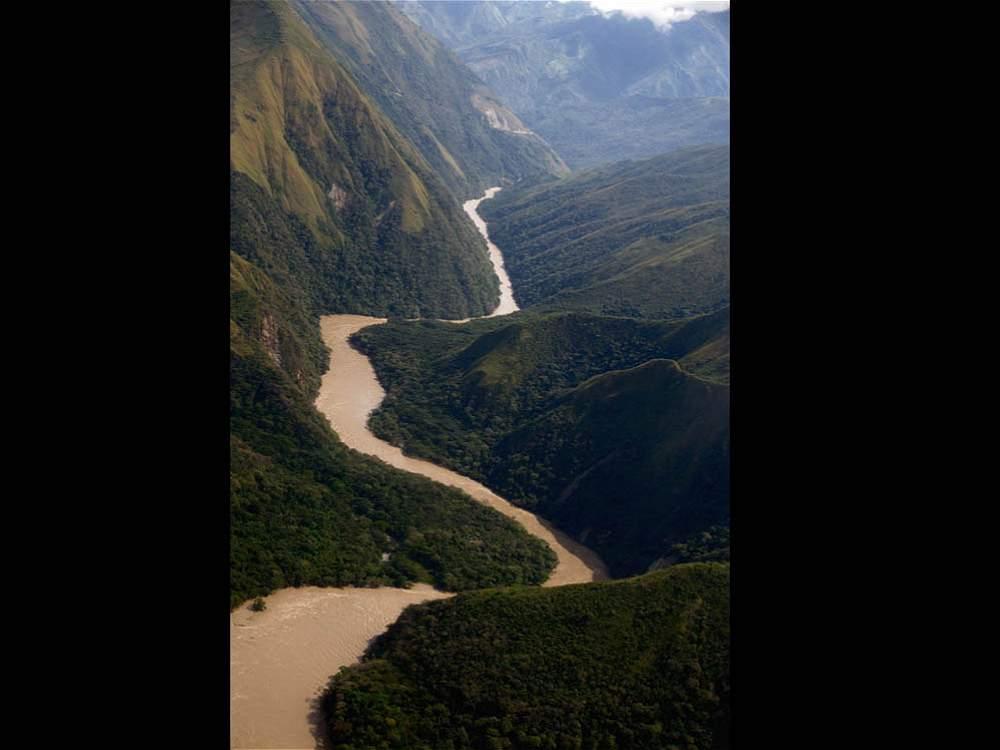 de schoonheid van Colombia