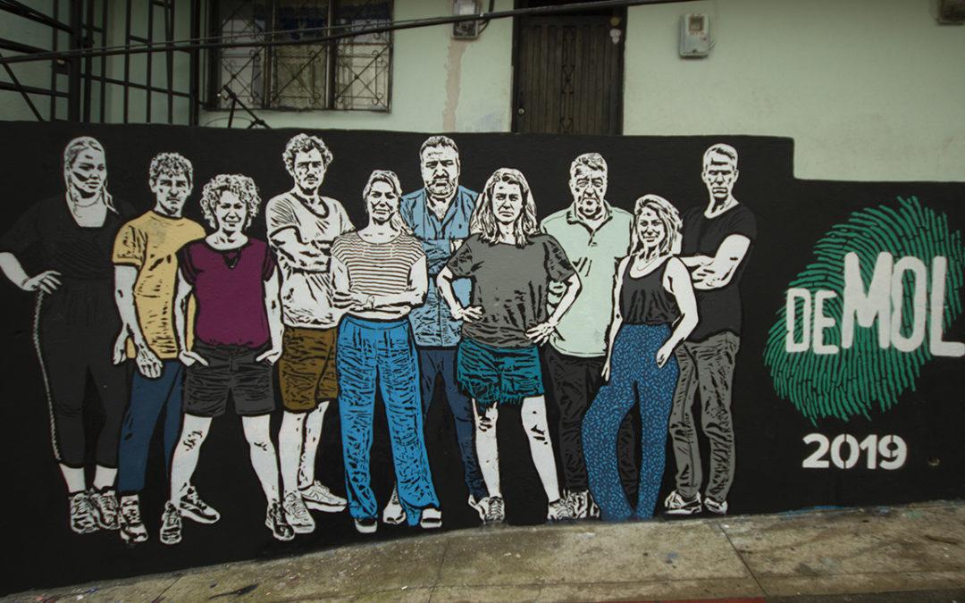 Wie is de Mol in Colombia