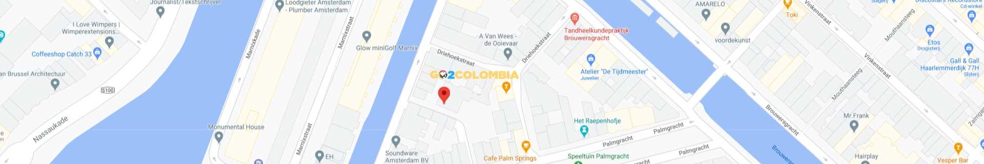 Contact met Go2Colombia
