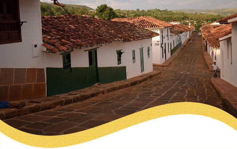 Koloniaal Colombia