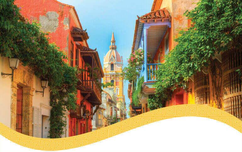 Rondreis Colombia Totaal
