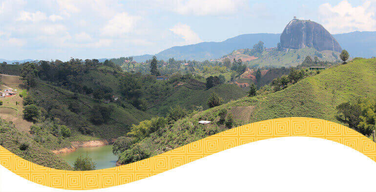 reizen naar colombia