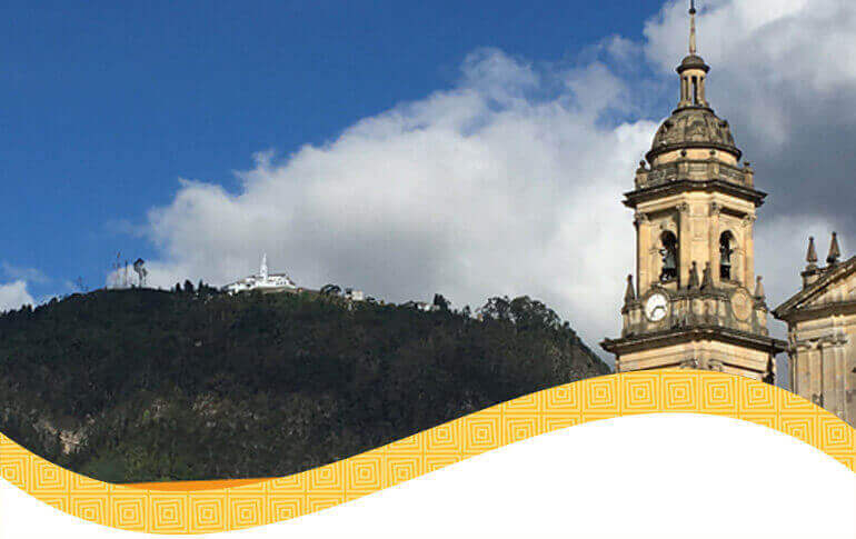 basisreis Colombia